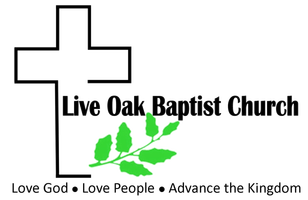 LIVE OAK BAPTIST CHURCH